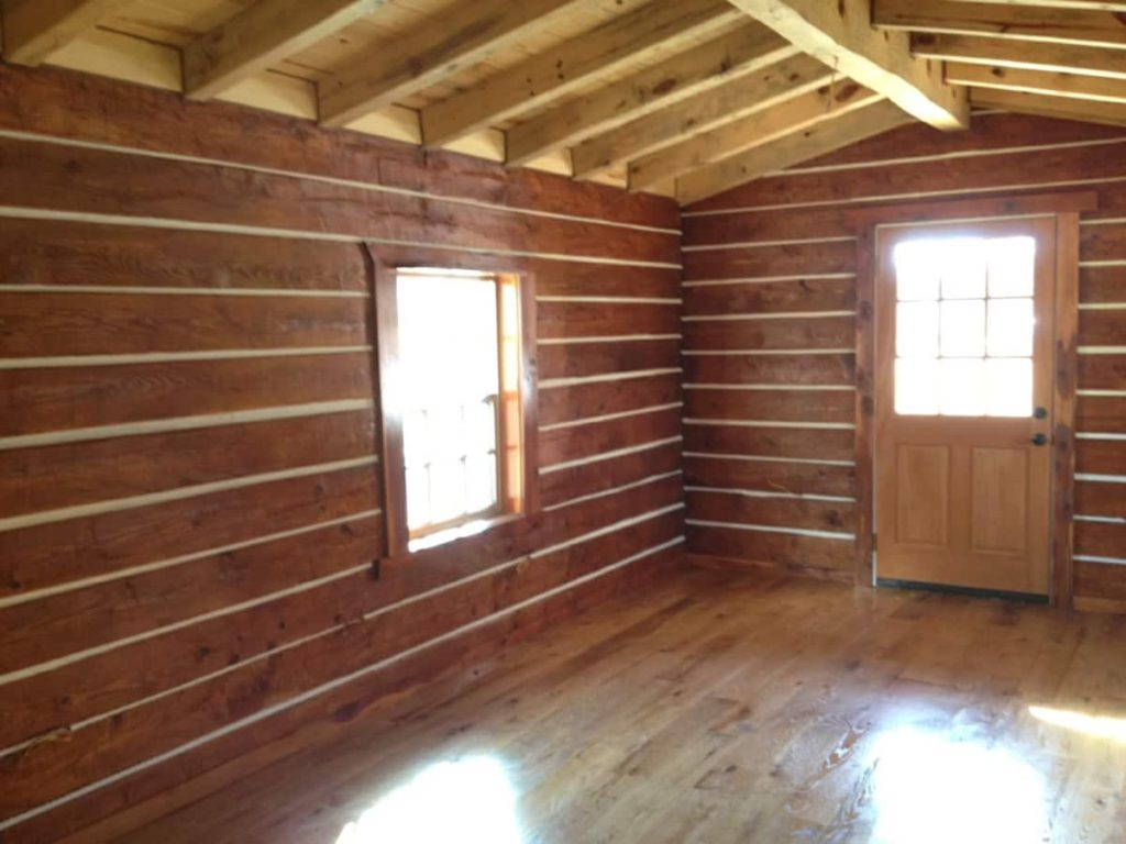 12 Ft X 30 Ft Portable Log Cabin For Sale 7000 Tiny