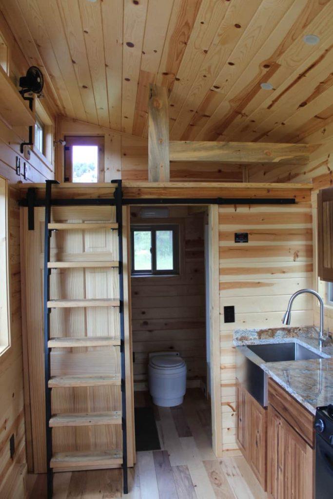 Custom Tiny House Boulder Colorado For Sale 19900 Tiny