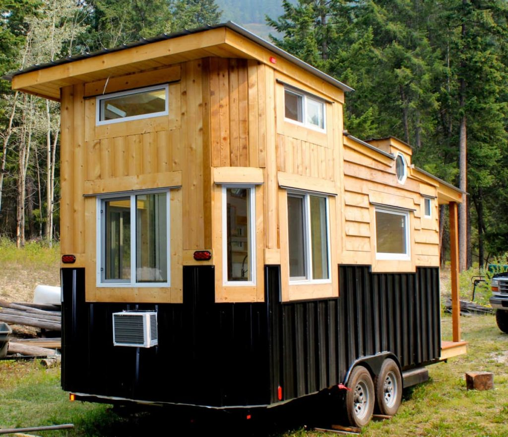 Canadian Tiny Home Golden, British Columbia FOR SALE ...
